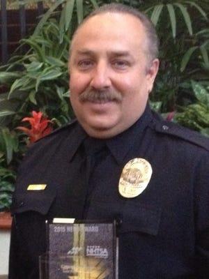 Officer Alex Franco