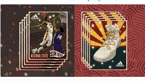 The Arizona State men's basketball team will debut Hardwood Classic uniforms against Washington.