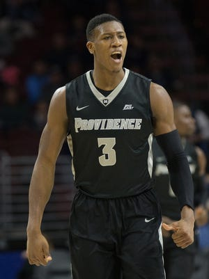 Kris Dunn had 13 points and 14 assists for Providence in the win against Villanova.