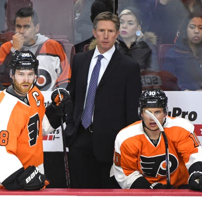 Here's why the Flyers won't fire Dave Hakstol after this season