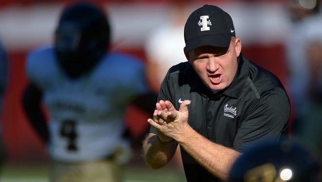 Paul Petrino, Idaho football coach