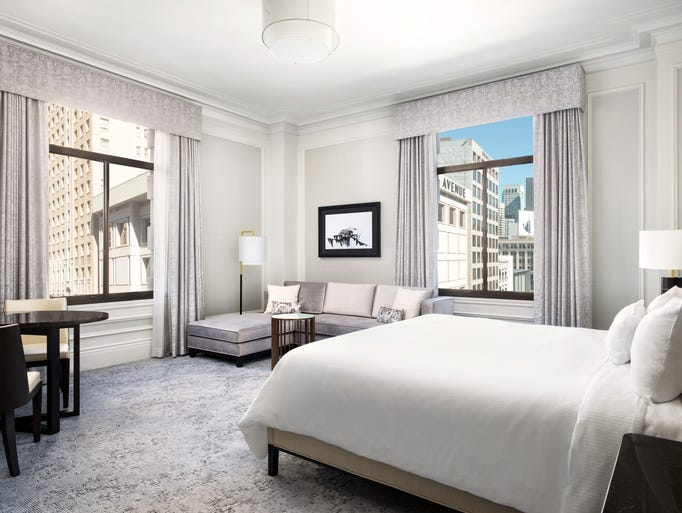 San Francisco's Westin St. Francis has completed a