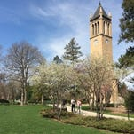 20 Photos: ISU's campus trees ablaze with color