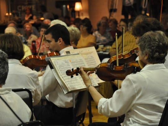 The Cincinnati Civic Orchestra will perform a free concert to close out the concert season in Springfield Township
