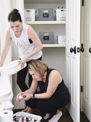 Clea Shearer and Joanna Teplin launched The Home Edit one year ago.