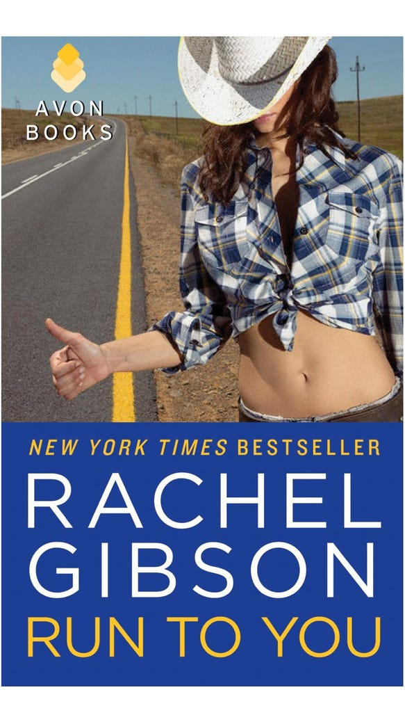 Run to You Rachel Gibson