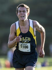 Elco senior Jared Harnish is looking to follow up a