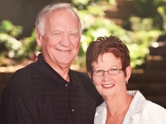 Anniversaries: Roger Hess & Sharon (Arnold) Hess
