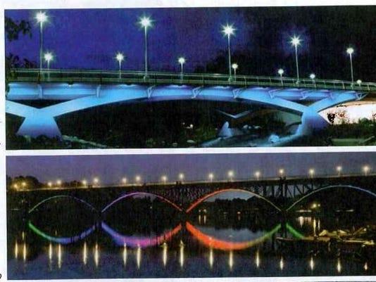 Bridge Lights - 2009 Plan