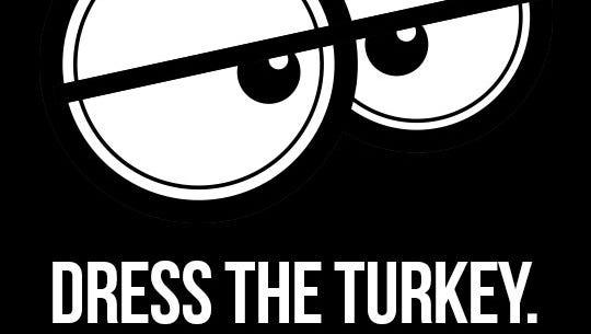 Courier Journal Dress the Turkey contest