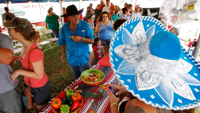 The 18th annual Salsa Festival will be Friday and Saturday at Hilbert H. Kopplin Memorial Park, 4700 Murray Ave., Three Rivers. Featuring live music, vendors, chili cook-off, horseshoes competition, salsa contest, skydivers, fireworks and more. Cost: Free entry; $5 parking per vehicle; items available to purchase. Information:www.bigbangsalsafest.comor 361-436-6031.