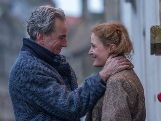 "Daniel Day-Lewis and Vicky Krieps star in ""Phantom"