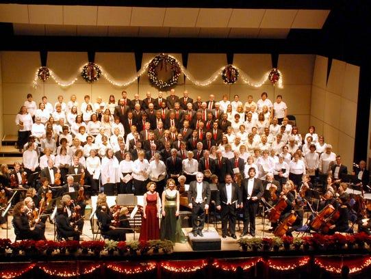 "The Binghamton Downtown Singers present Handel's ""Messiah"""