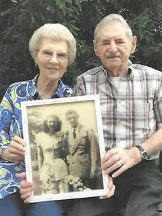Anniversaries: Jessie Maroney & Della Maroney