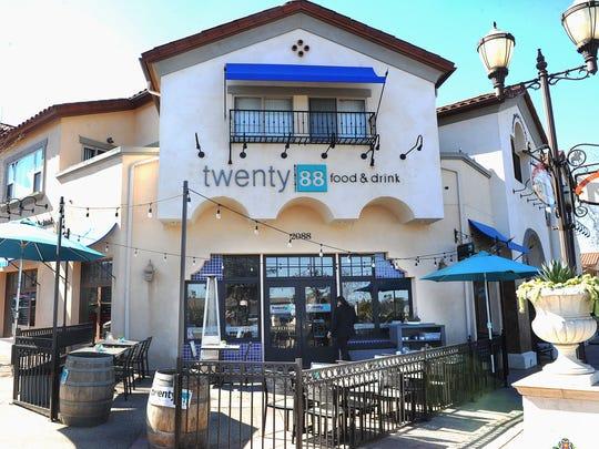 Twenty88 Bistro in Camarillo now serves a weekend brunch menu by executive chef Alex Castillo.