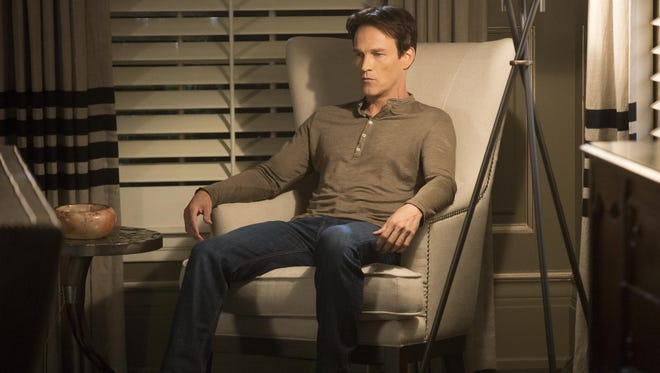 Stephen Moyer in a scene from 'True Blood,' season 7, episode 10.