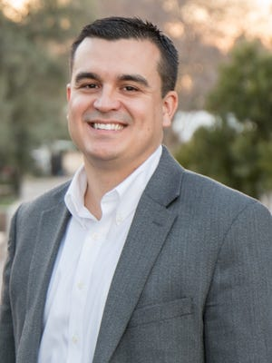 Jeremy Whittaker, 33, is pursuing Mesa's District 2 Council seat.