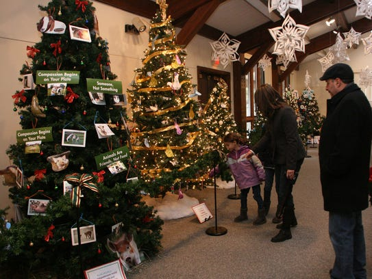 The 40th Festival of Trees will take place Dec. 1 to