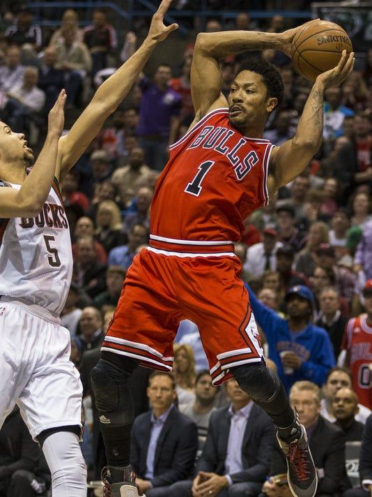 Chicago Bulls v Milwaukee Bucks-Game Three