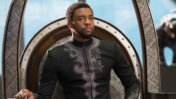 'Black Panther' is here, and so, maybe, is a new day for Hollywood