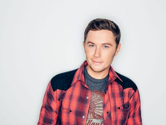 Scotty McCreery will be performing at iPlay America in Freehold on Aug. 18.