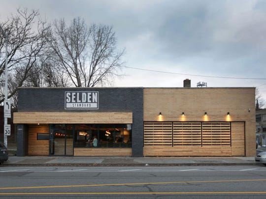 The exterior of Selden Standard in Midtown. The restaurant ushered in the seasonally rotating, locally sourced New American small plates type of dining that dominated the past five years, spurring numerous copycats and racking up countless accolades in the process.