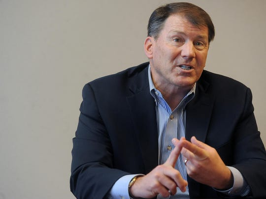 Mike Rounds, now a U.S. Senator, said in a letter to the board last December that if he had known the family didn't have an opportunity to speak out, he would not have granted the commutation, adding that he does not support Ramos' bid for parole.