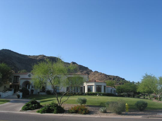 Cheryl Venarge used her trust to pay $4.195 million in cash for this 9,045 square-foot home in Paradise Canyon Foothills of Paradise Valley.The sale closed during the week of April 20, 2015.