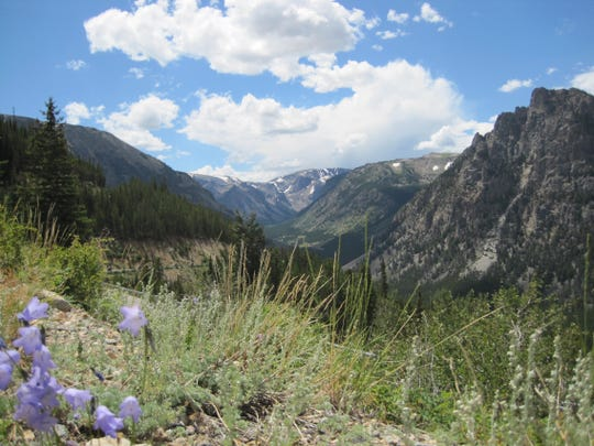 From Red Lodge, take a drive on the Beartooth Highway for spectacular views of the Beartooth Mountain Range.