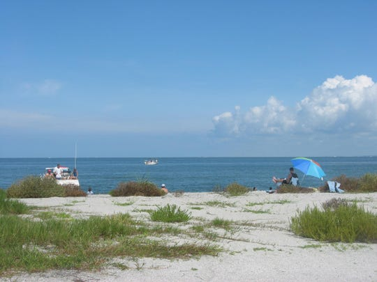 Accessible only by boat, Cayo Costa Island State Park offers nine miles of beautiful beaches.