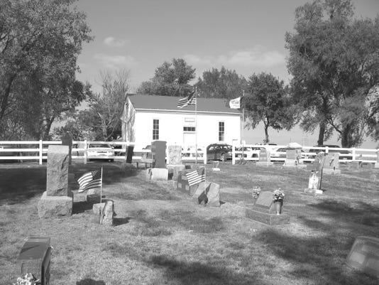 20 Champion Hill Church with fl