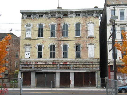 BEFORE: Duveneck Flats is at the heart of Over-the-Rhine's