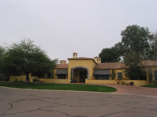 Avenida Ventures, a Delaware LLC, paid $2.75 million in cash for this 7,848-square-foot home at Mockingbird Lane Estates in Paradise Valley. The sale closed during the week of January 12, 2015.