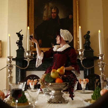 Historical re-enactors: History unfolds through talented guises