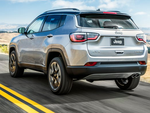 Jeep Compass Limited will play in the hot small SUV