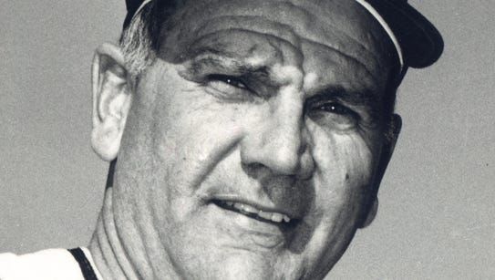 Boo Ferriss coached Delta State for decades, winning