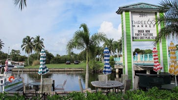 A food truck park is planned across Haldeman Creek from Three60 Market off Bayshore Drive in East Naples.