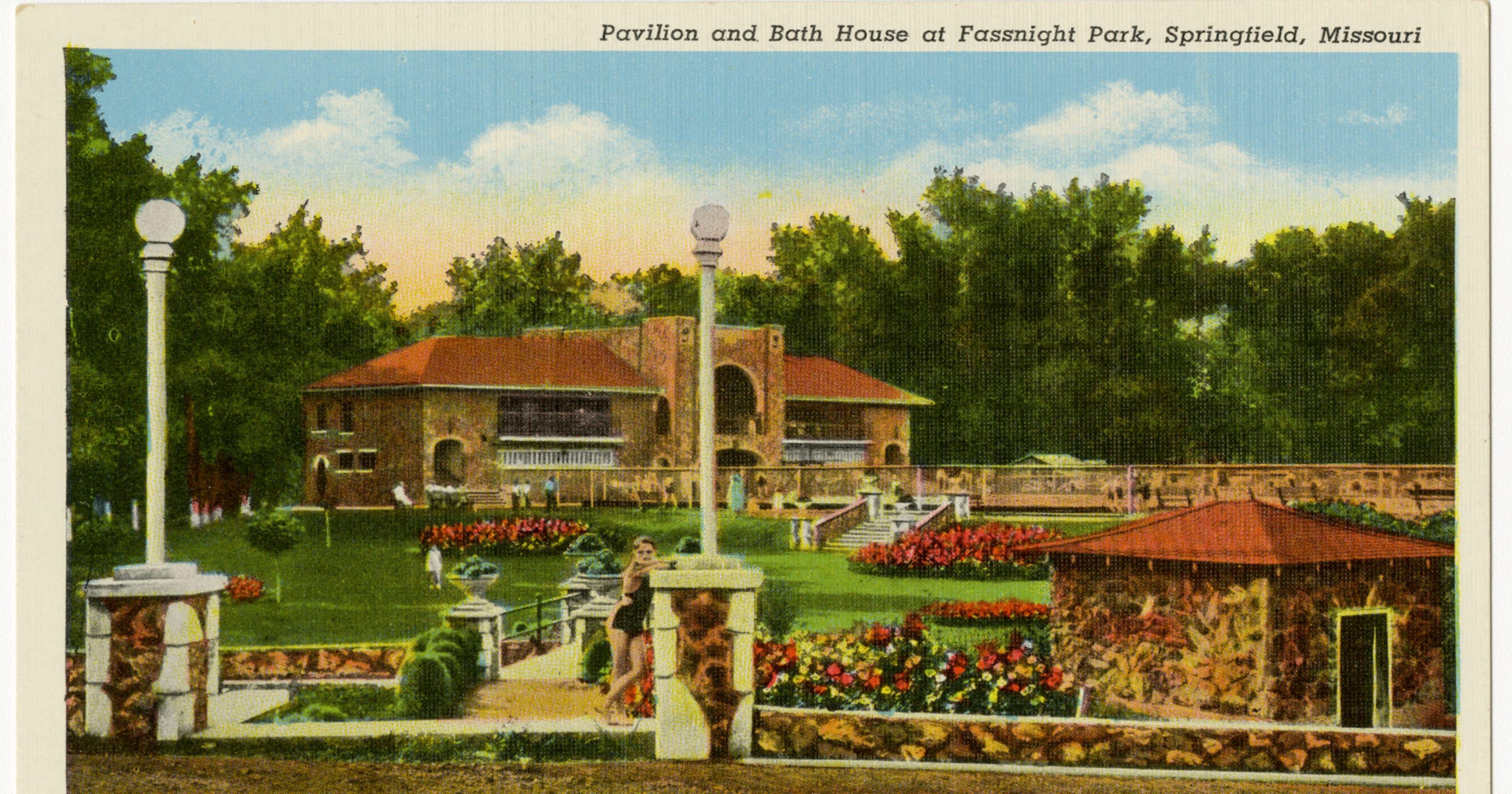 Ozarks History: Fassnight Park moves toward creation