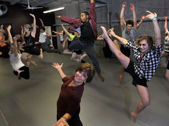 Dance, etc. is one of many local groups that have performed