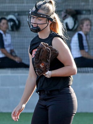 Haygen Fleming is the latest freshman to have a significant impact on the Petrolia softball program.