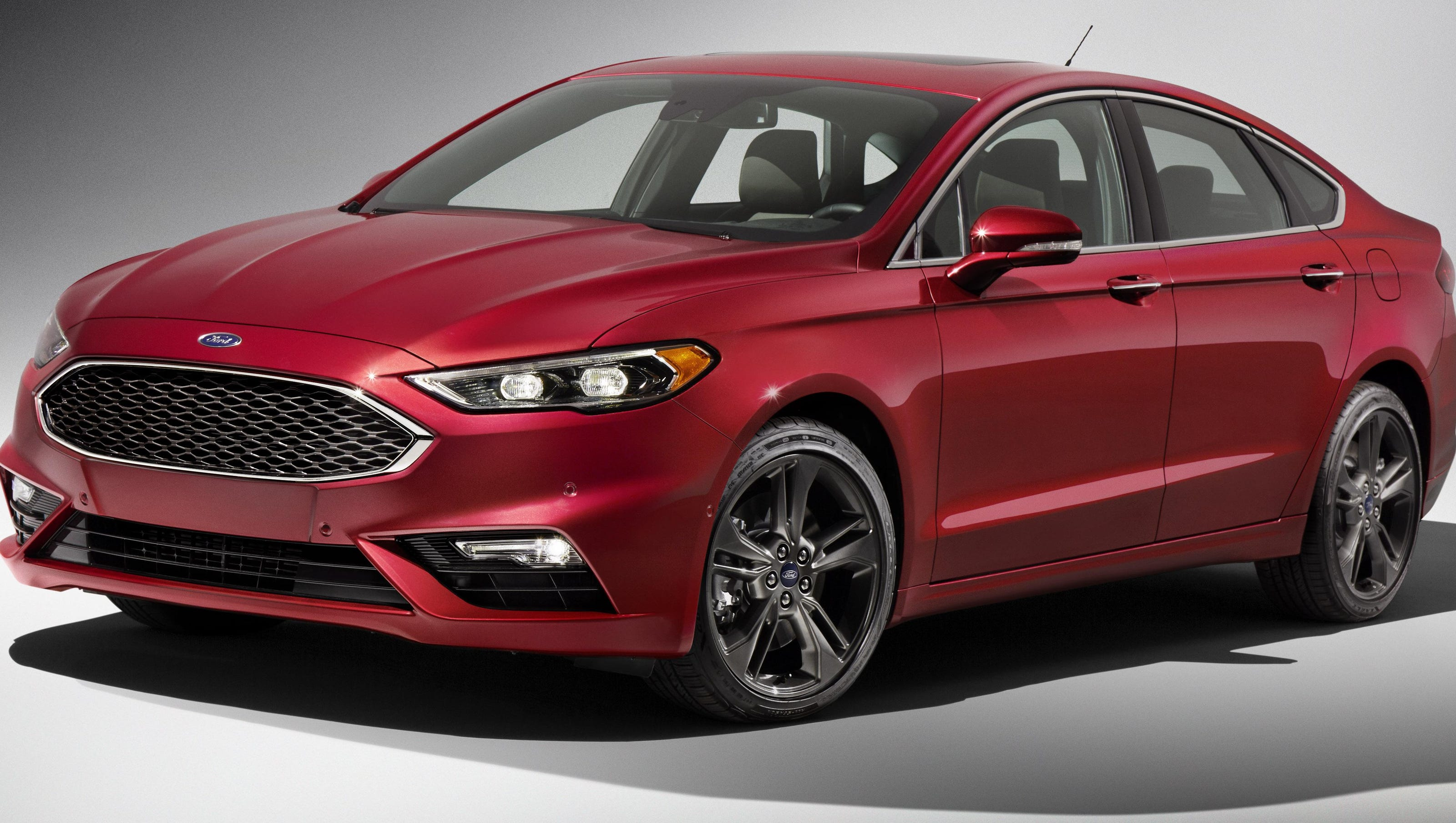 Ford Fusion Redesign Canceled