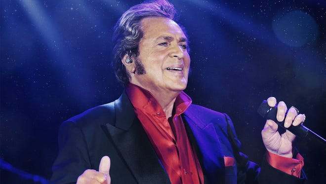 """Engelbert Humperdink is a longtime singer and best known for his songs """"Spanish Eyes,"""" """"The Last Waltz"""" and """"A Man Without Love."""""""