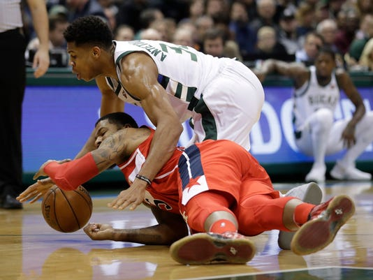Beal Scores 23 As Wizards Beat Bucks 99 88