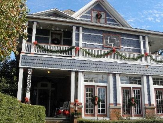 Fairfield Place Bed and Breakfast in Shreveport's