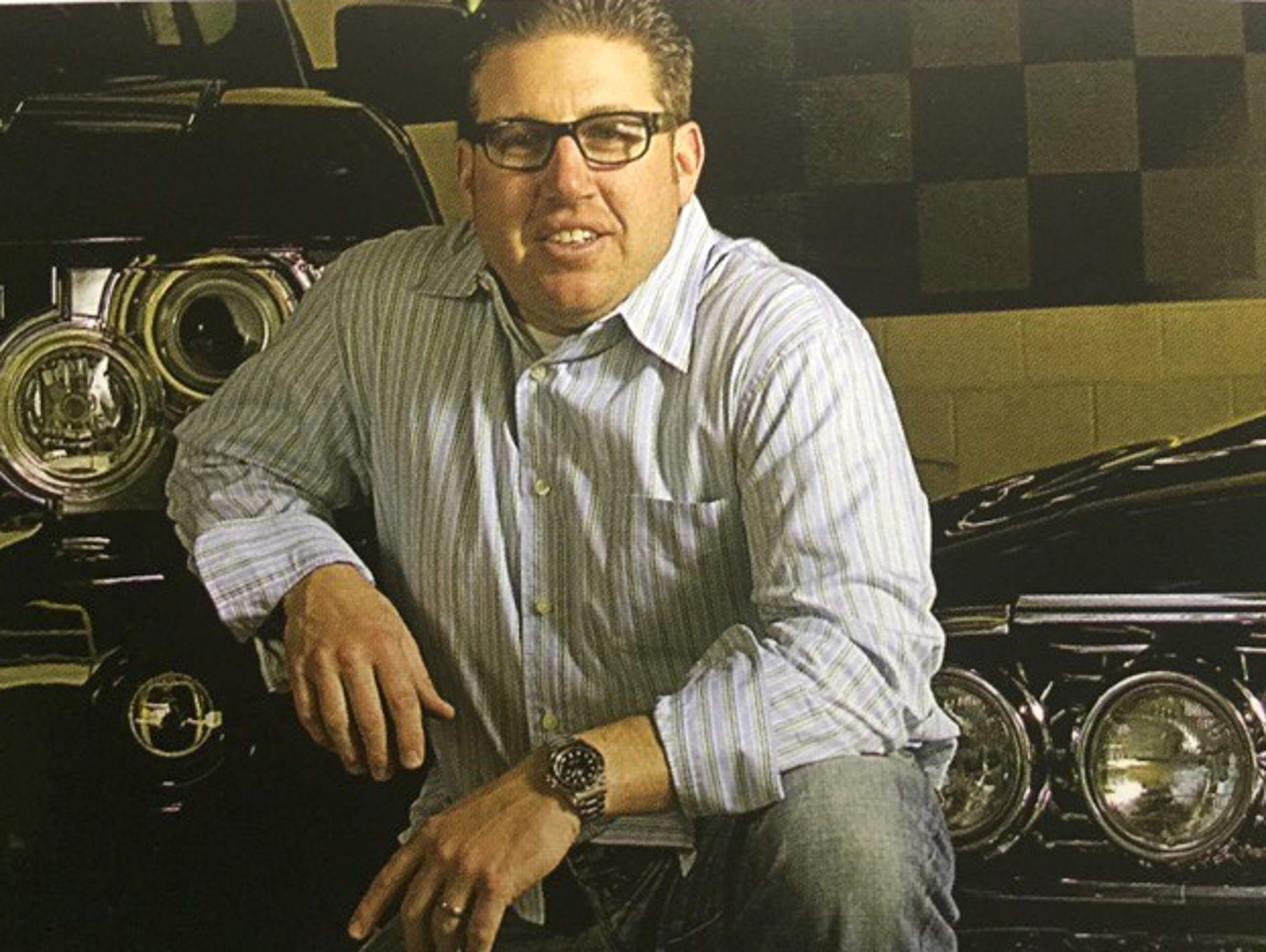 Marc Stromvig, owner of M Car Co. in Oregon, was involved
