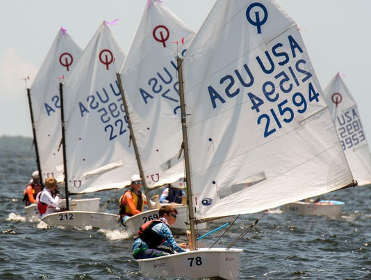 USA Optimist Sailing Nationals 17