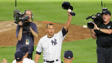 Alex Rodriguez starts new role as minor league instructor in Tampa