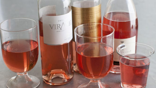 Sweet rosés (like white zinfandel) represent just one style of rosé wine, which started out as red.