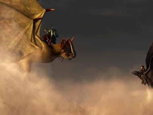 Film Review How To Train Your Dragon 2