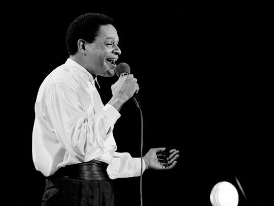 Jazz Gumbo will celebrate the works of virtuoso performer Al Jarreau Monday at Skopelos at New World.